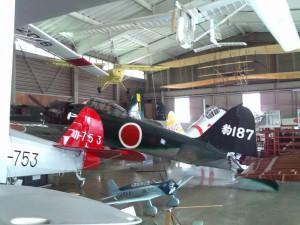 河口湖自動車博物館・飛行機館