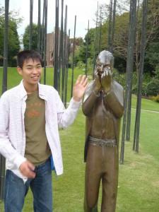 ヴァンジ彫刻庭園美術館