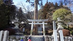 牛牧神社(高森町牛牧)