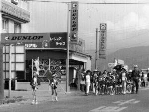 子どもみこし 昭和50年代頃