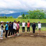 自治会対抗女子ソフトボール大会#03 2017年5月14日