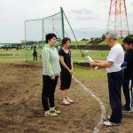 自治会対抗女子ソフトボール大会#24 2017年5月14日