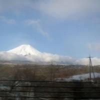 富士山 撮影 2014/04/06 yuu
