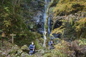 B-CP 払沢の滝