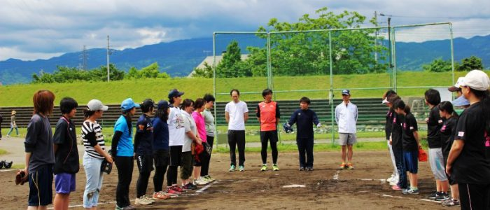 自治会対抗女子ソフトボール大会#01 2017年5月14日