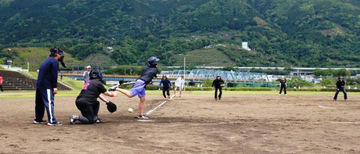自治会対抗女子ソフトボール大会#14 2017年5月14日