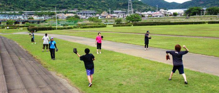 自治会対抗女子ソフトボール大会#18 2017年5月14日