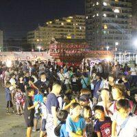 下島自治会夏祭り 2017年8月5日