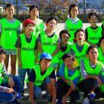 開成町子ども会ドッチビー大会 2017年11月11日