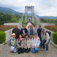 2018年4月14日 秦野戸川公園と水無川沿いウオーキング