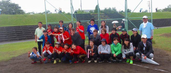 2018年5月13日 ソフトボール大会女子の部
