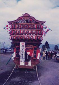 下島の山車