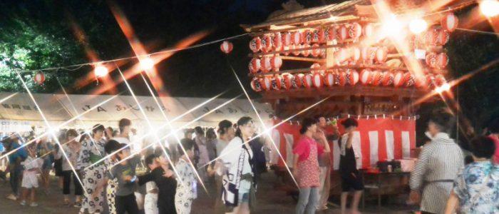 2018年8月4日 下島納涼夏祭り2