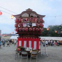 2018年8月4日 下島納涼夏祭り