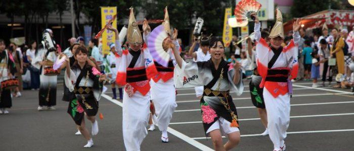 32回 開成阿波踊り 2019年9月14日