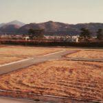 1985年(昭和60年)3月14日 開成駅開業 東側広場
